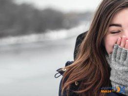 خوشبو بودن در فصل زمستان