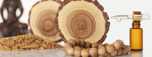 عطرهای چوبی