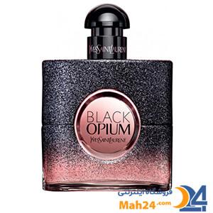 عطر زنانه ایوسن لورن بلک اوپیوم فلورال شوک Black Opium Floral Shock