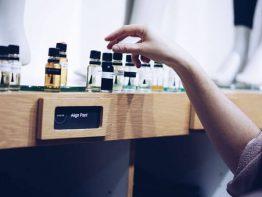 رابطه شخصیت افراد با عطر
