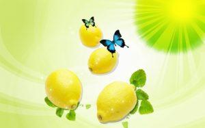 عطر لیمو