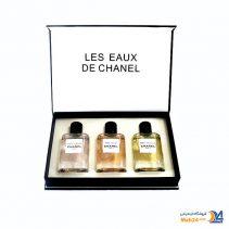 پک مسافرتی LES EAUX DE CHANEL