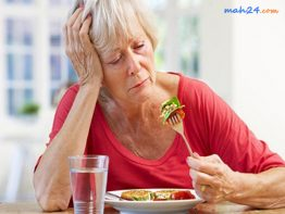 افزایش سن و کاهش حس بویایی