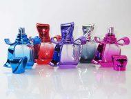 شیشه عطر پاپیونی