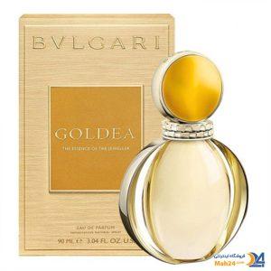 عطر زنانه بولگاری گلدیا