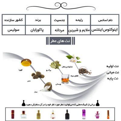 عطر مردانه اینوکتوس اینتنس