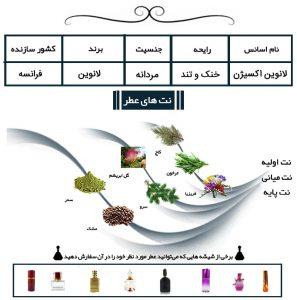 عطر مردانه لانوین اکسیژن