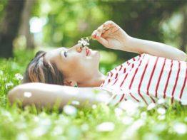 بهار و عطرهای آن