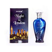عطر شب های لندن