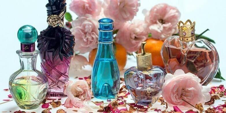 گروه بویایی عطرها