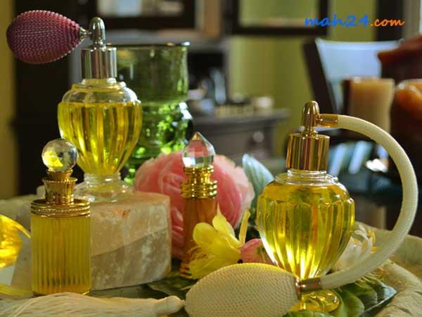 انواع عطر از لحاظ پسند مشتری