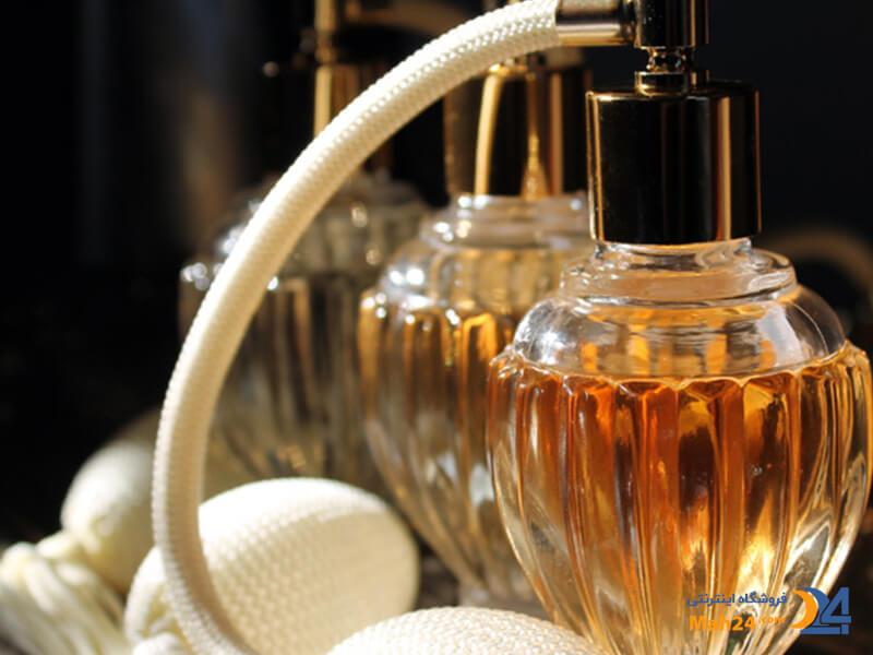 شعر زیبا در مورد عطر